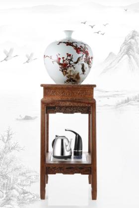 武则天善庭陶瓷饮水机 陶瓷滤芯 收藏价值高