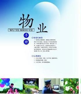 DZ-445 著名物业管理公司综合事务服务手册(103文件)