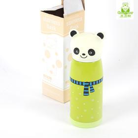 熊猫保温杯