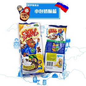 俄罗斯进口小包奶酥200g(满洲里互贸区直发)