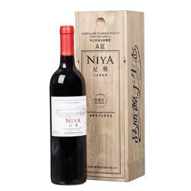 尼雅雷司令干白葡萄酒 优酿级 中信国安新疆红酒