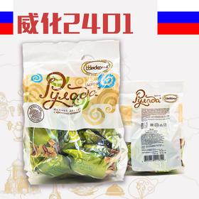 俄罗斯进口威化2401饼干270g(满洲里互贸区直发)
