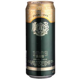 青岛啤酒 奥古特易拉罐 500ml听