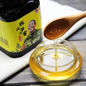 【枫颐】陈大爷的蜜 陕北高原自然野山花蜜  纯天然无勾兑无添加  500g/瓶