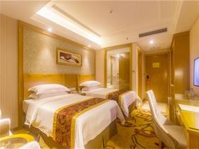 【三亚千古情店】维也纳酒店舒适大床/双床