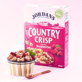 英国进口巧丹思 JORDANS 燕麦片早餐谷物,3 种口味可选
