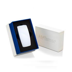 赠1万飞米|【新款】爱塔梅尔(AirTamer)可穿戴式负离子空气净化器 迷你便携 防雾霾 抗过敏 A320
