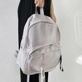 新款双肩包  小清新个性百搭背包旅行包   文具