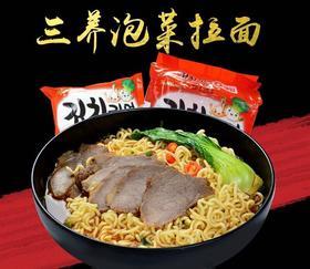 韩国三养辣白菜火鸡方便面140g