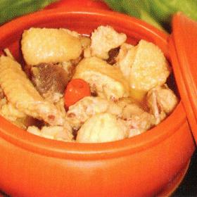 营养厨房-汽锅干蒸土鸡