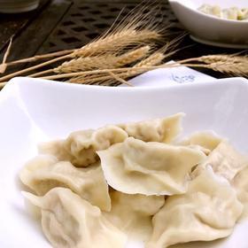 手工牛肉洋葱水饺(10个)