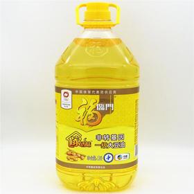 福临门非转基因一级大豆油5L