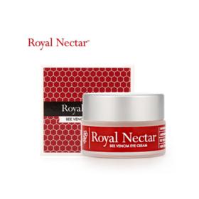Royal Nectar蜂毒眼霜15ml抗皱保湿紧致淡化细纹黑眼圈脂肪粒