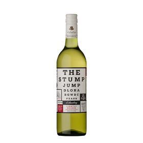 黛伦堡犁跃淡木霞多丽白葡萄酒
