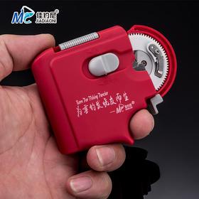 佳钓尼超薄电动绑钩器 进口机芯 出口日本款可绑小钩 拴钩器 非手动渔具
