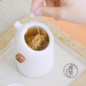 虚荣生活馆 | 北大茶人和清华女孩联手打造「袋泡功夫茶」,具有疗愈功能