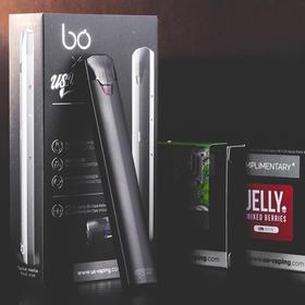 【经典款】法国进口 JWELL BO电子烟  经典款 附充电器 烟弹