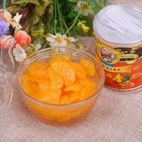 仙品桃橘子罐头312g*12罐