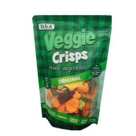 6种蔬菜干 250g 原味 低热量 无添加 单袋