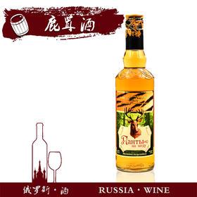 俄罗斯进口鹿茸酒500ml(满洲里互贸区直发)