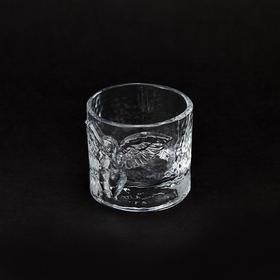 稀奇艺术匠人系列天使浮雕威士忌杯