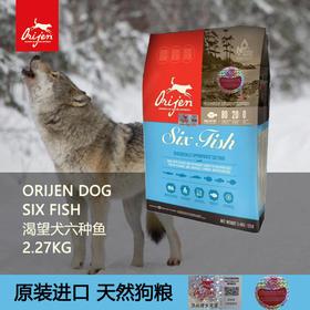 加拿大进口  渴望老犬2.27公斤