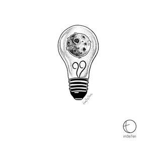 原创图 | 光之暗面 by 七哥