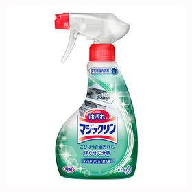 日本进口 花王顽固油污好帮手厨房喷雾剂 400mL