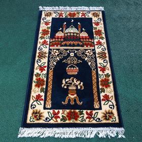 耐用加厚礼拜毯,穆斯林家庭必备