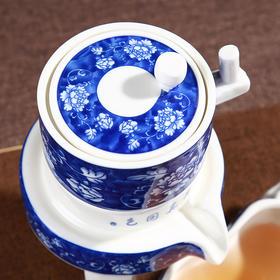 时来运转自动茶具套装