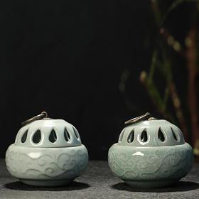 德化瓷器 手工制作香炉