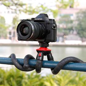 富图宝 八爪鱼三脚架 单反相机手机迷你便携章鱼支架