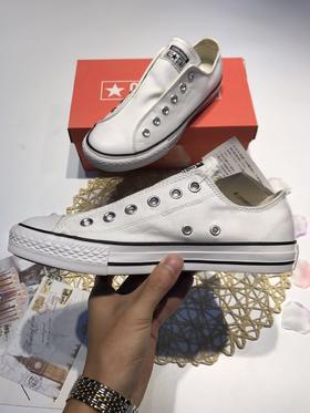 【情侣款】Converse ALL STAR SLIP 日产一脚蹬帆布鞋