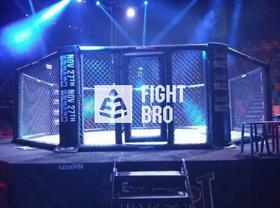 FIGHTBRO竞赛版高台八角笼 CGK系列