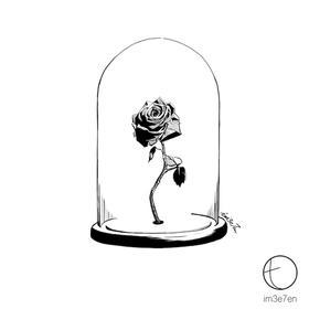 原创图 | 永生玫瑰 by 七哥