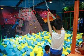 天洋城特特乐成长王国儿童乐园超值特惠票,9.9元秒杀!