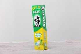 【港版原装】黑人牙膏 双重薄荷250g