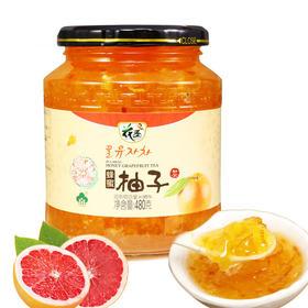 花圣蜂蜜柚子茶蜂蜜水果茶 480g