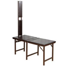 医行天下拉筋凳包邮 折叠 金属非实木正版拉筋凳折叠凳养生馆专供