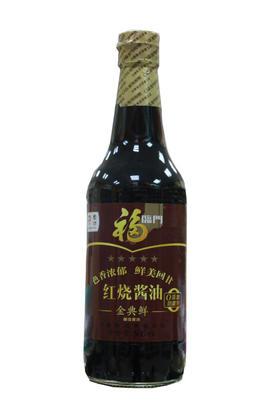 福临门红烧酱油