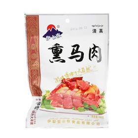 新疆伊卡孜熏马肉180g 清真特产熟食腊味