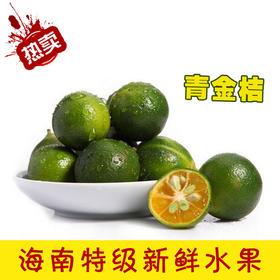 【南海网微商城】海南青金桔  蜂蜜最佳搭档  5斤