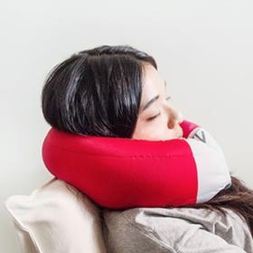 精美磁极颈枕,休息、旅行必备