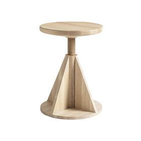瑞典【Hem】All Wood 可伸缩矮凳