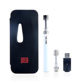康诚一品 仿真电子烟套装 轻巧便携 双雾化器自由切换