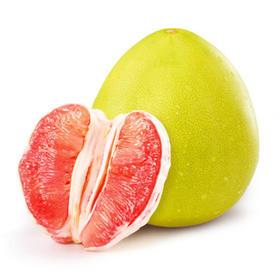 红心蜜柚 两个装7-8斤   无农药种植 新鲜直发   48小时内发货