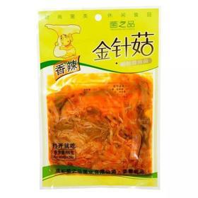 蜀之品香辣金针菇56g