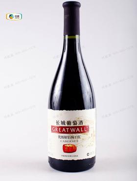 中粮长城干红葡萄酒 优级解百纳 6瓶起发货