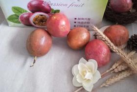 精选越南进口百香果大果5斤装包邮 酸爽香甜 维C之王 送开果器 每天鲜货现发