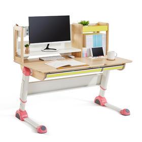 2平米探索家儿童学习桌天然桦木学生书桌实木桌
